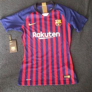 Barcelona Women's Soccer Jersey 2017